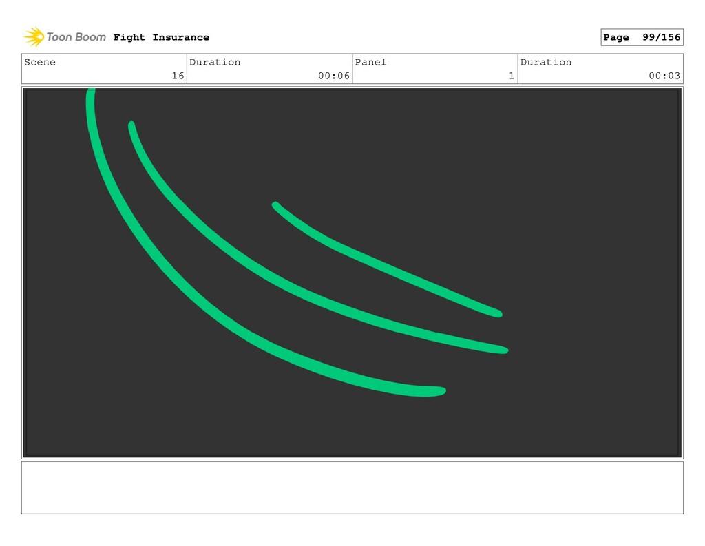 Scene 16 Duration 00:06 Panel 1 Duration 00:03 ...