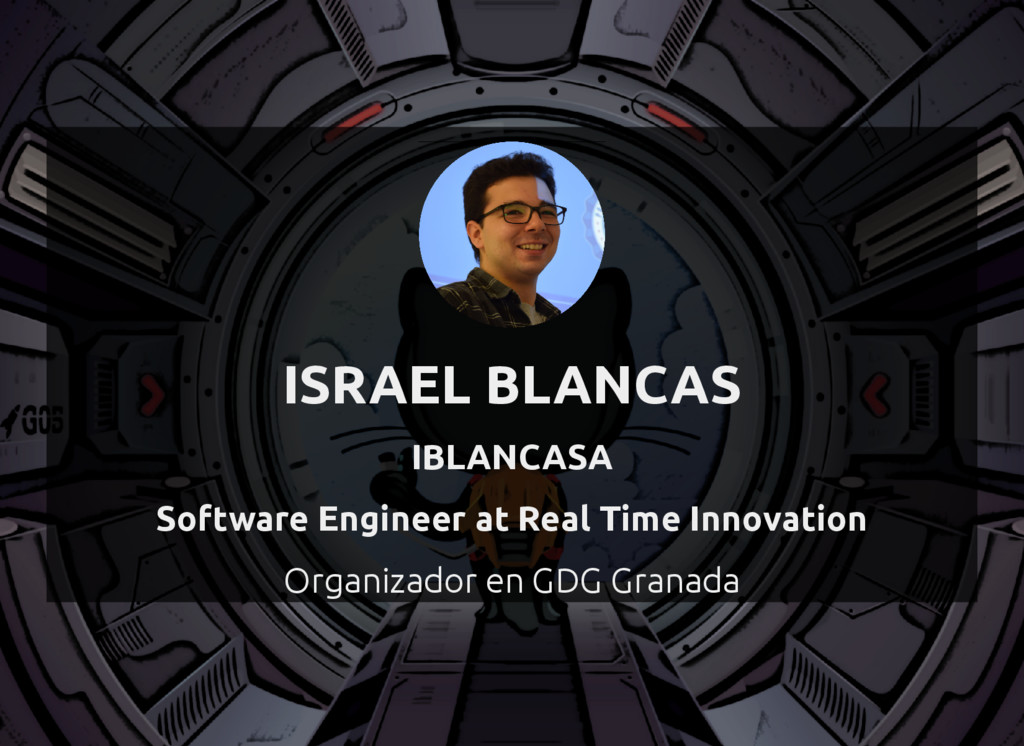 ISRAEL BLANCAS IBLANCASA Software Engineer at R...