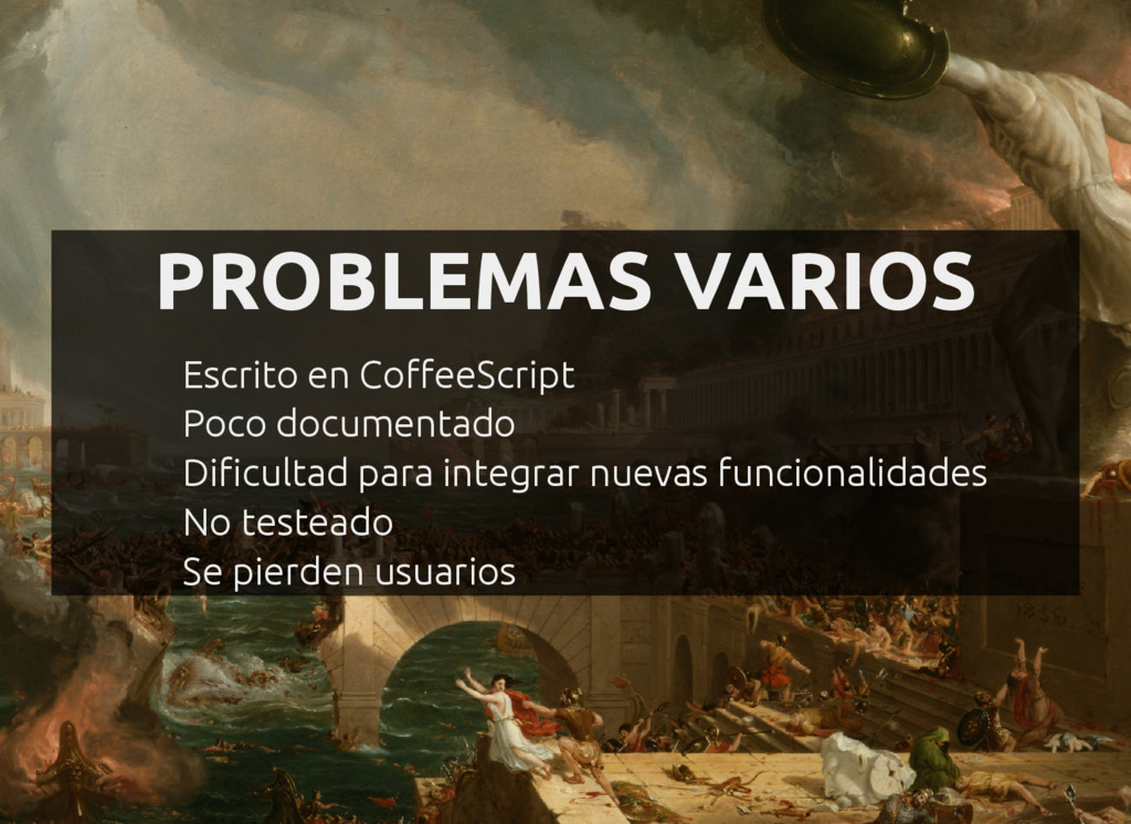 PROBLEMAS VARIOS Escrito en Co eeScript Poco do...