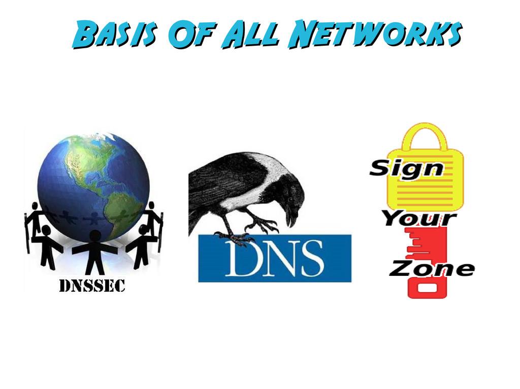 Basis Of All Networks Basis Of All Networks