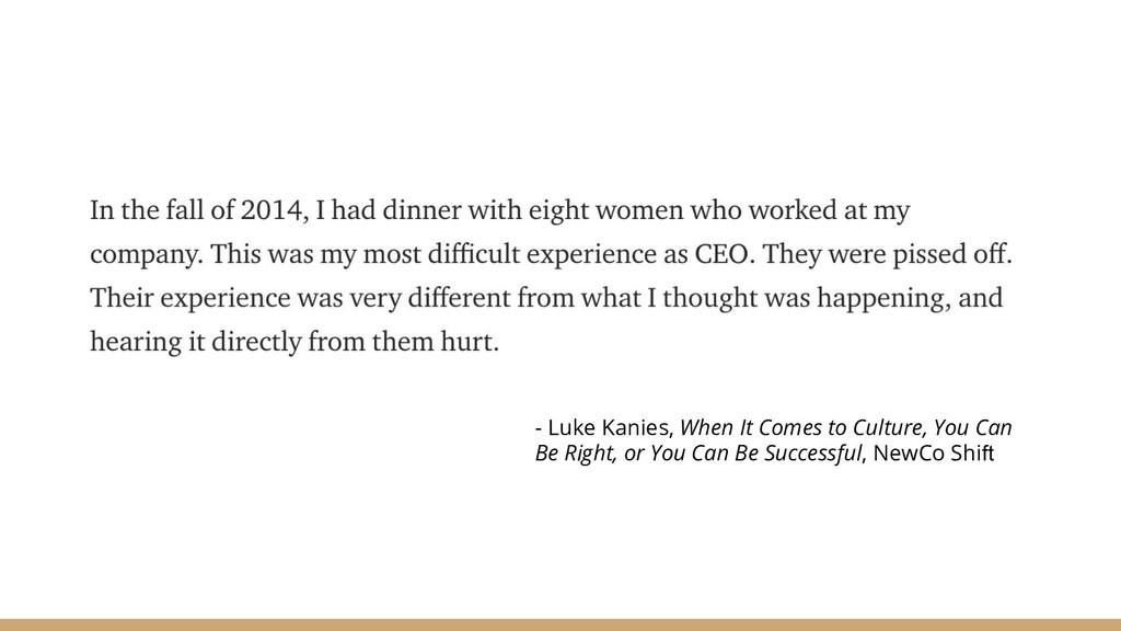 - Luke Kanies, When It Comes to Culture, You Ca...