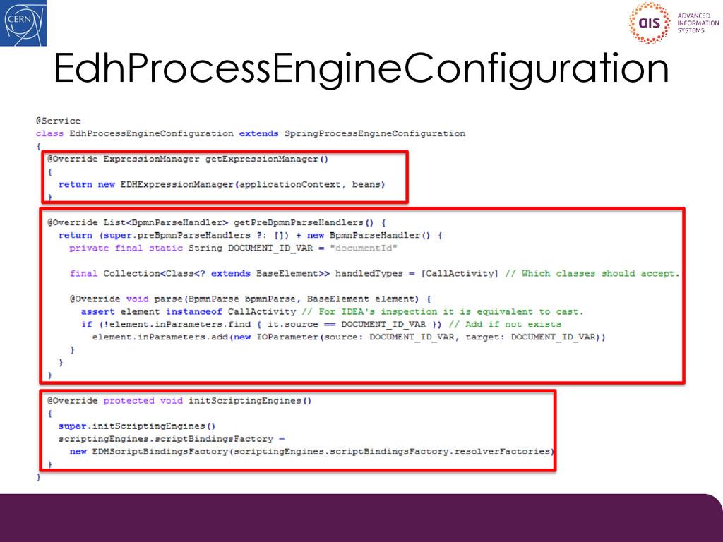 EdhProcessEngineConfiguration
