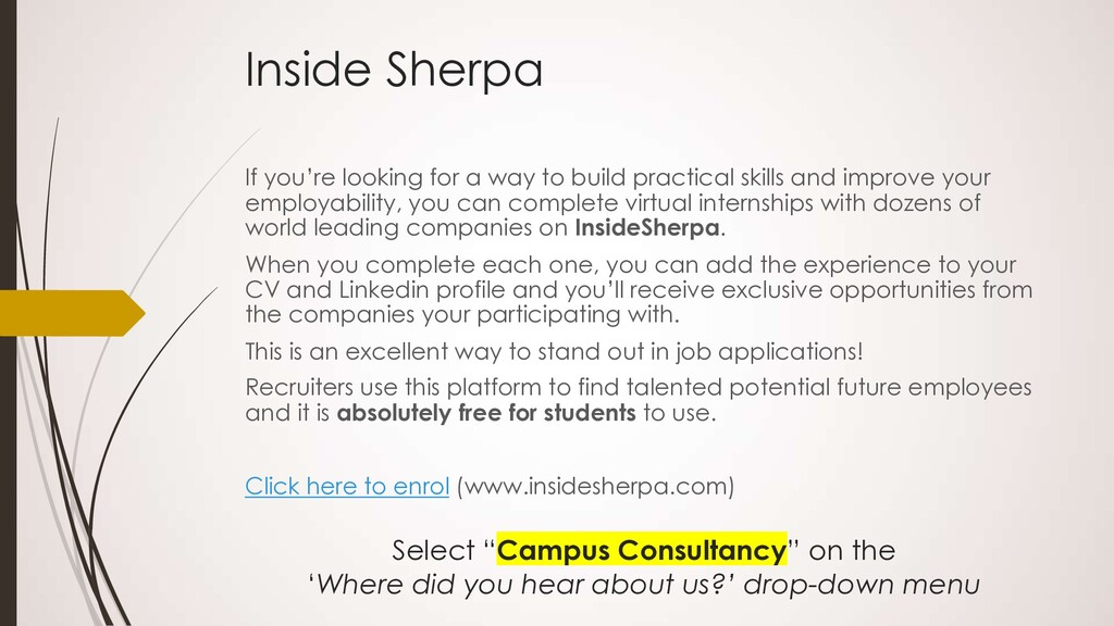 Inside Sherpa If you're looking for a way to bu...