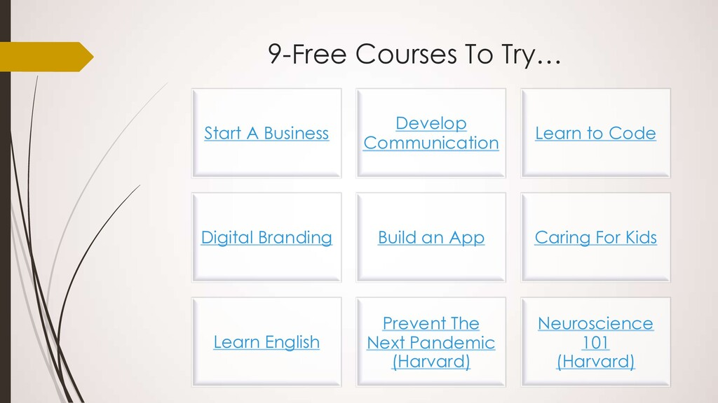 Start A Business Develop Communication Learn to...