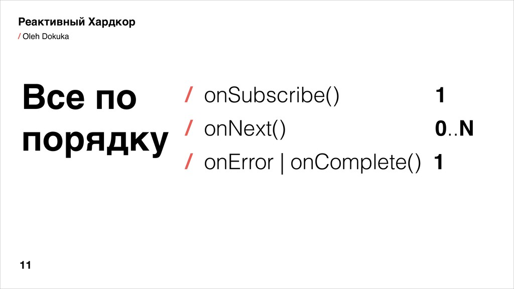 / Oleh Dokuka 11 Реактивный Хардкор Все по поря...