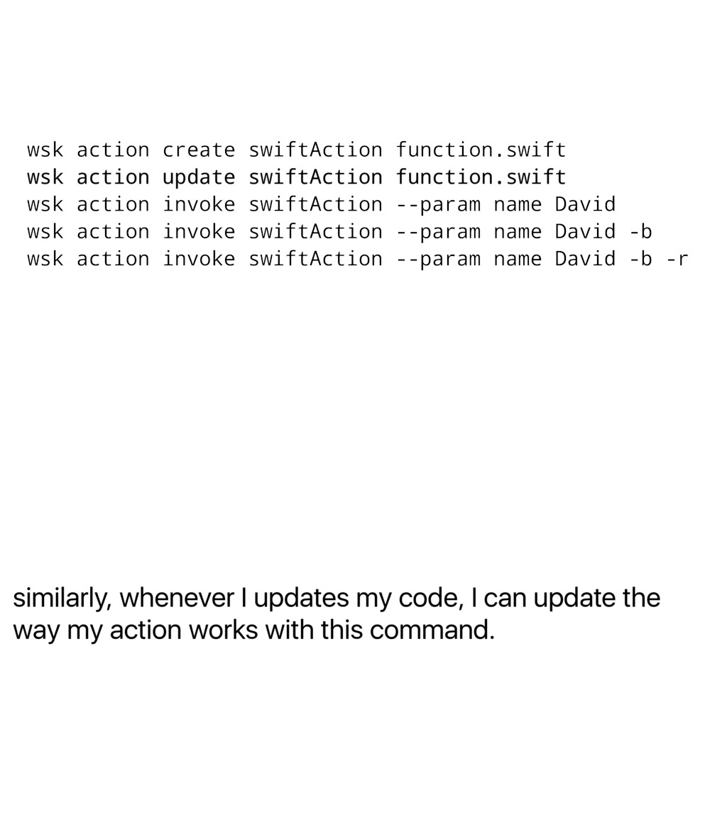 similarly, whenever I updates my code, I can up...