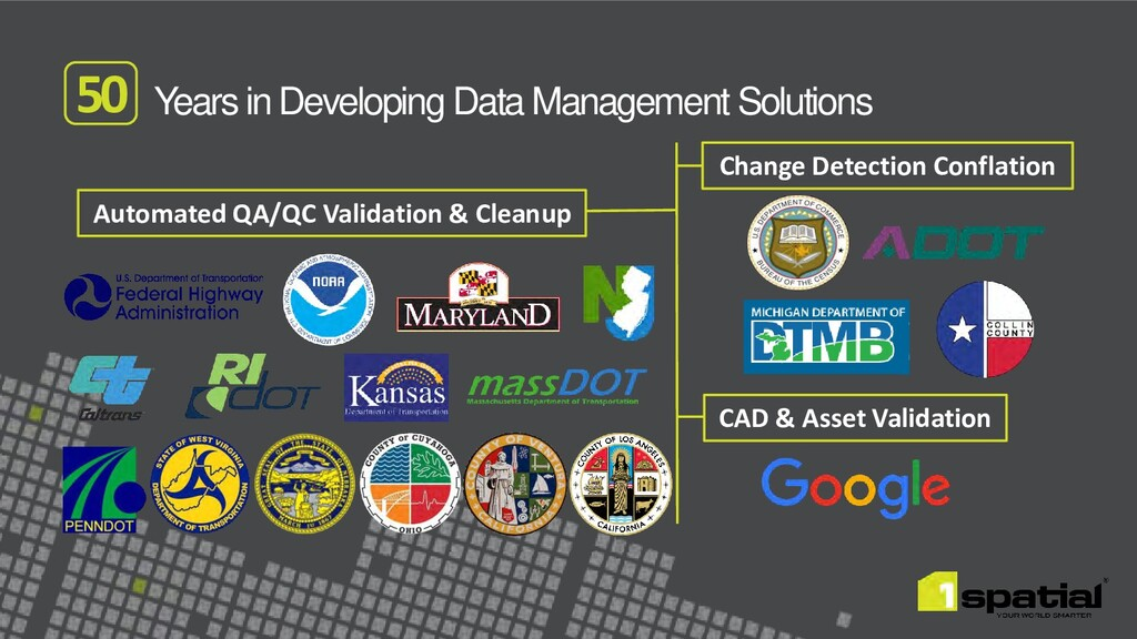 Years in Developing Data Management Solutions 5...