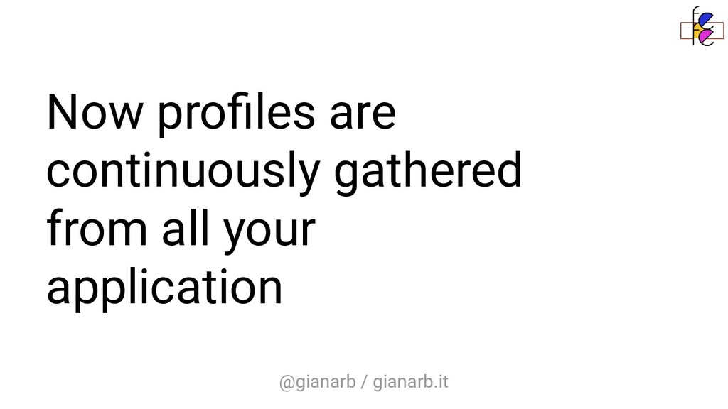 @gianarb / gianarb.it Now profiles are continuou...
