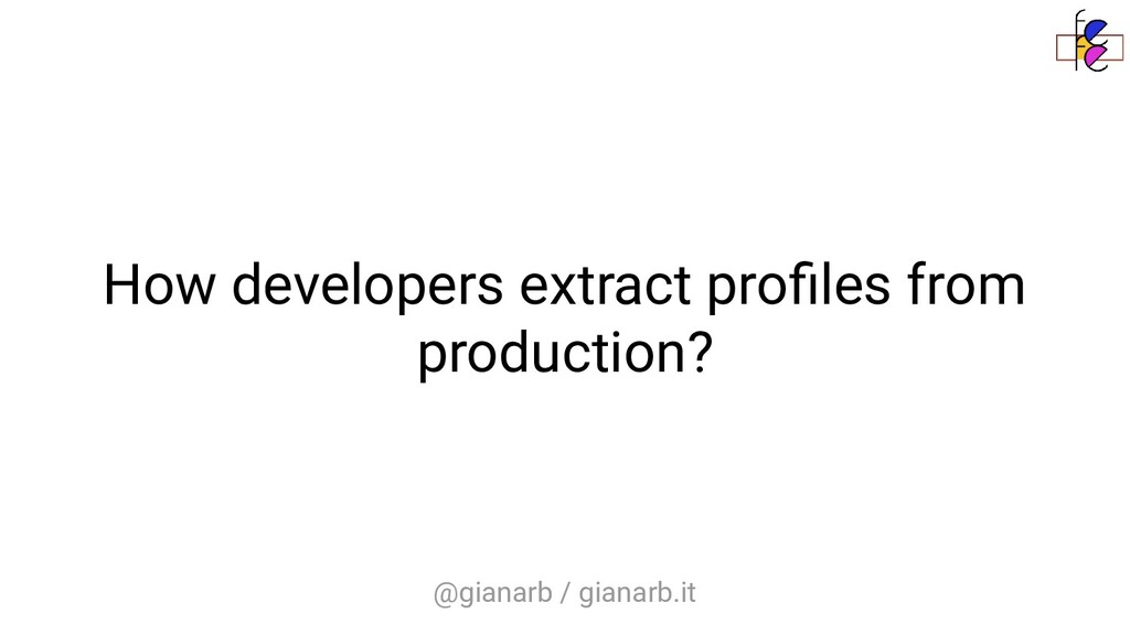 @gianarb / gianarb.it How developers extract pr...