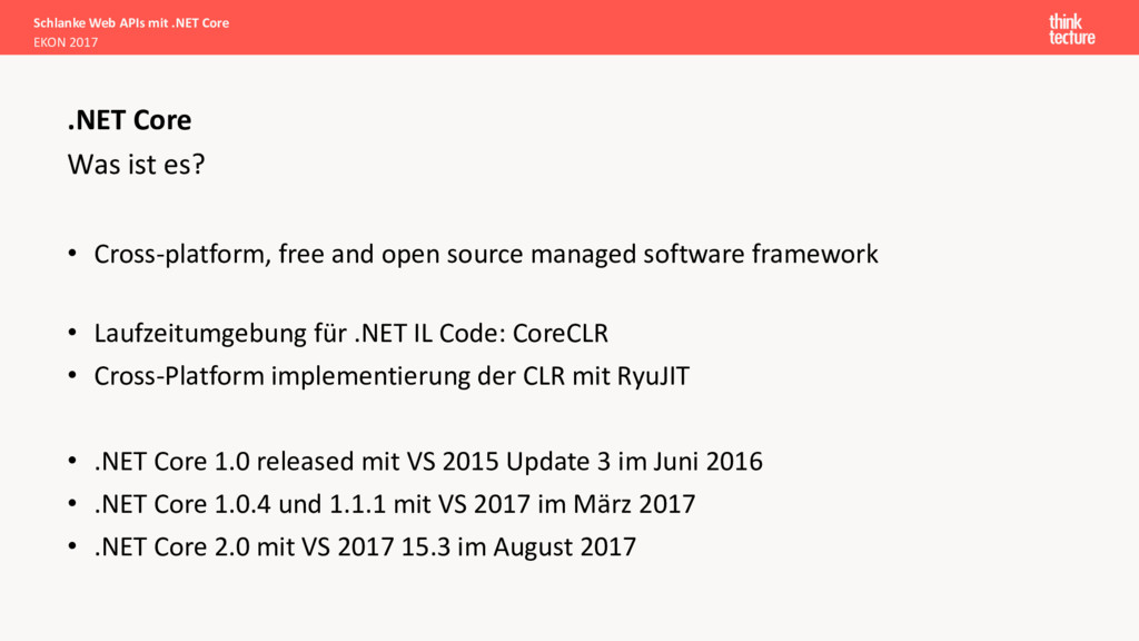 Was ist es? • Cross-platform, free and open sou...