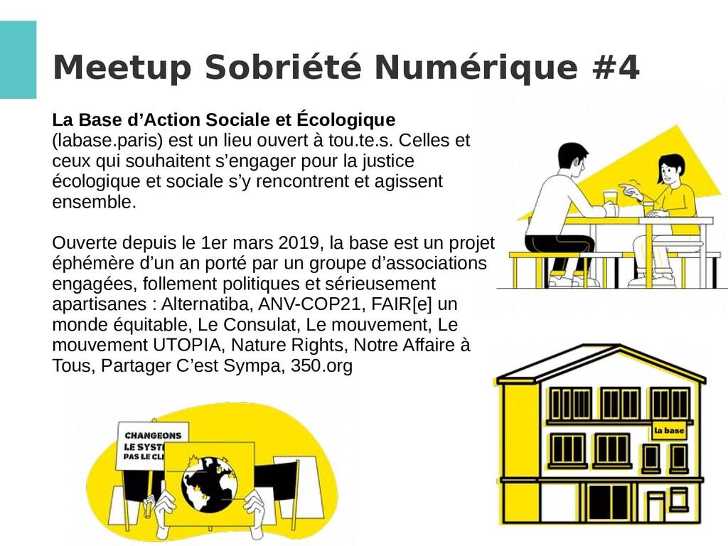 Meetup Sobriété Numérique #4 La Base d'Action S...