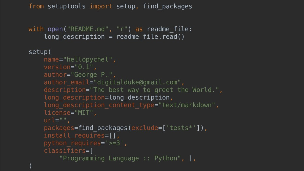 from setuptools import setup, find_packages wit...