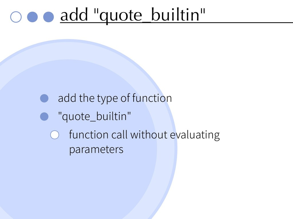 "add ""quote_builtin"" add the type of function ""q..."
