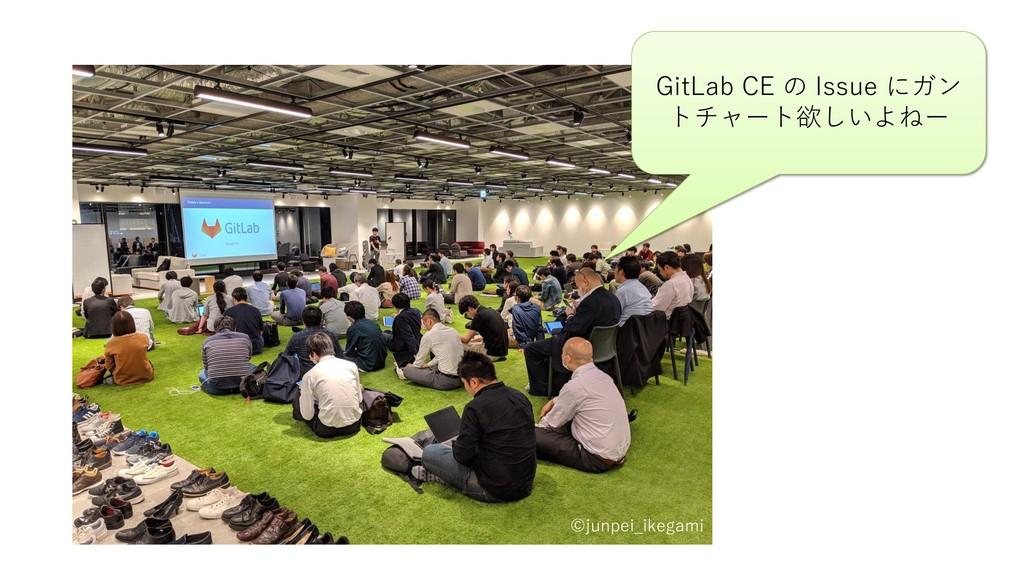 GitLab CE の Issue にガン トチャート欲しいよねー ©junpei_ikega...