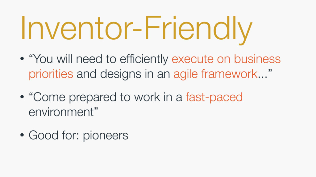 """Inventor-Friendly • """"You will need to efficientl..."""