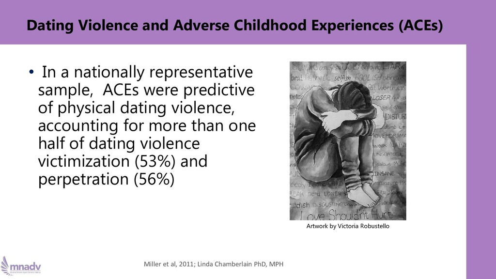 • In a nationally representative sample, ACEs w...