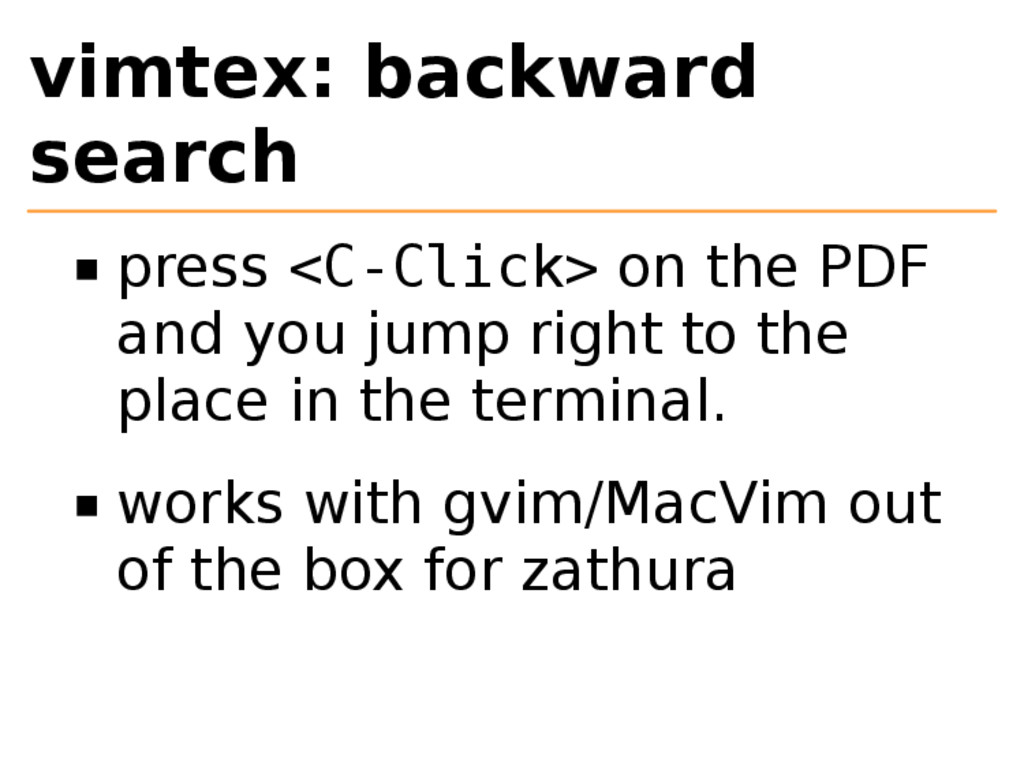 vimtex: backward search press <C-Click> on the ...