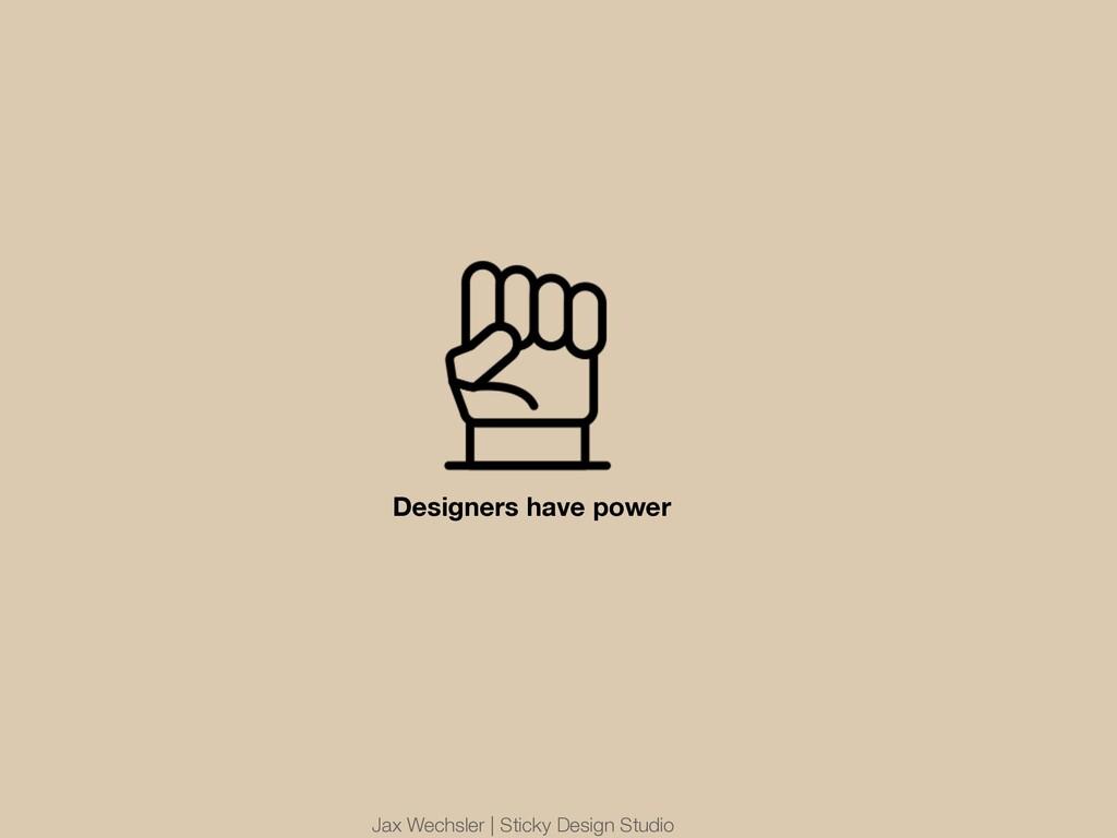 Jax Wechsler | Sticky Design Studio Designers h...