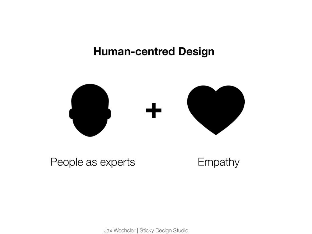 Jax Wechsler | Sticky Design Studio Human-centr...