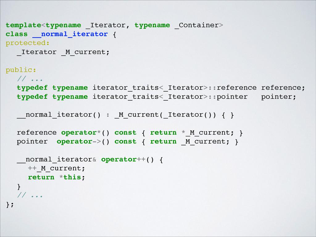 template<typename _Iterator, typename _Containe...