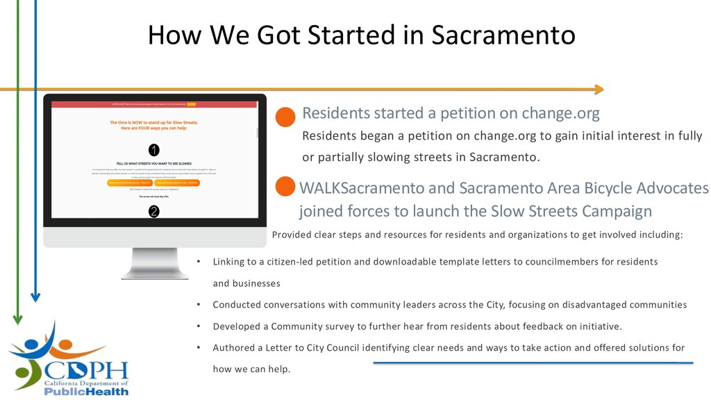 How We Got Started in Sacramento Residents star...