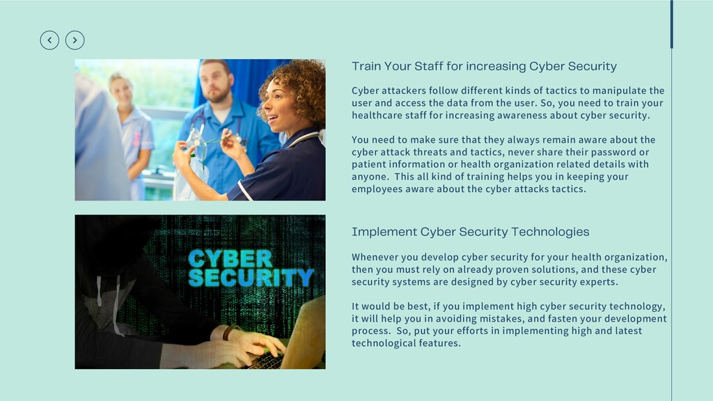 Train Your Staff for increasing Cyber Security ...