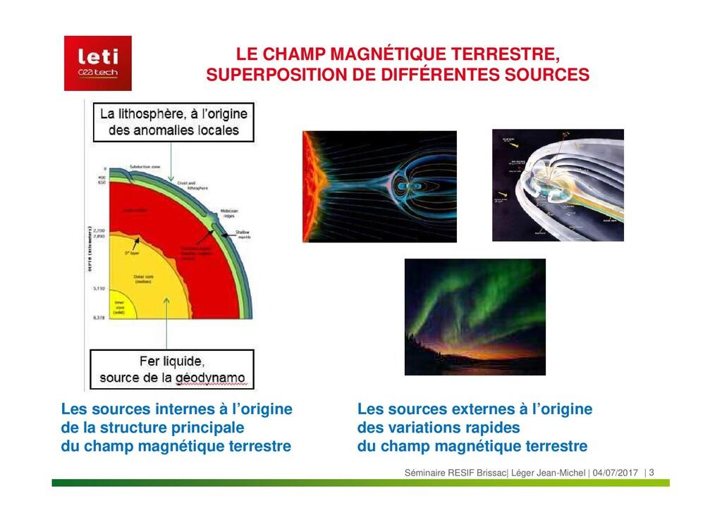   3 Séminaire RESIF Brissac  Léger Jean-Michel ...