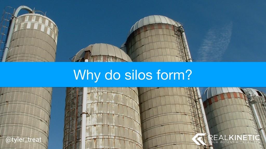 @tyler_treat @tyler_treat Why do silos form?