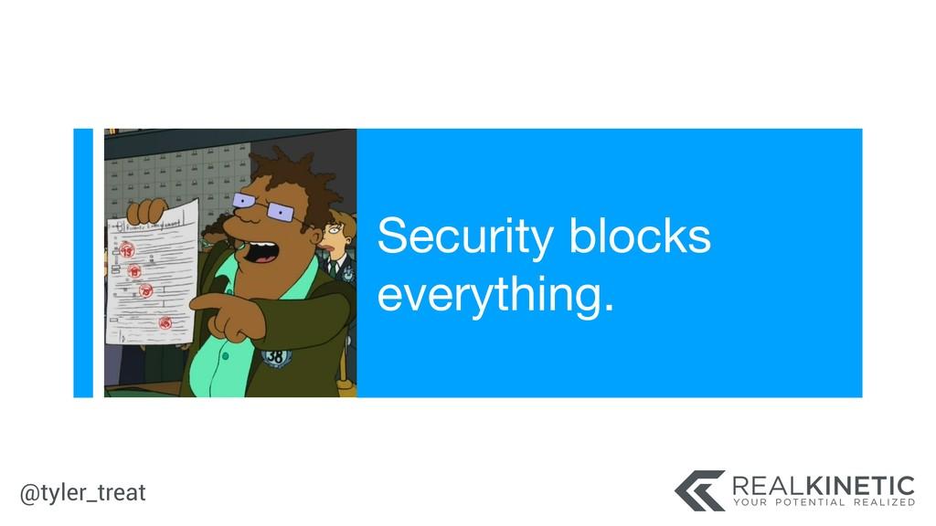 @tyler_treat Security blocks everything.