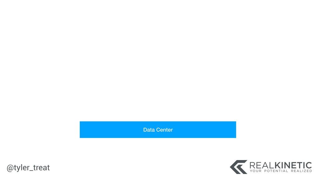 @tyler_treat Data Center