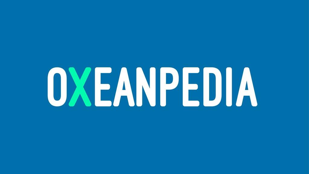 OXEANPEDIA