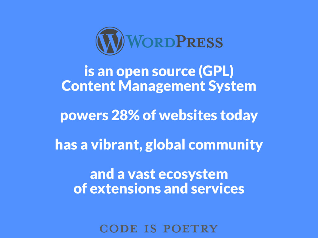 is an open source (GPL) Content Management Syst...