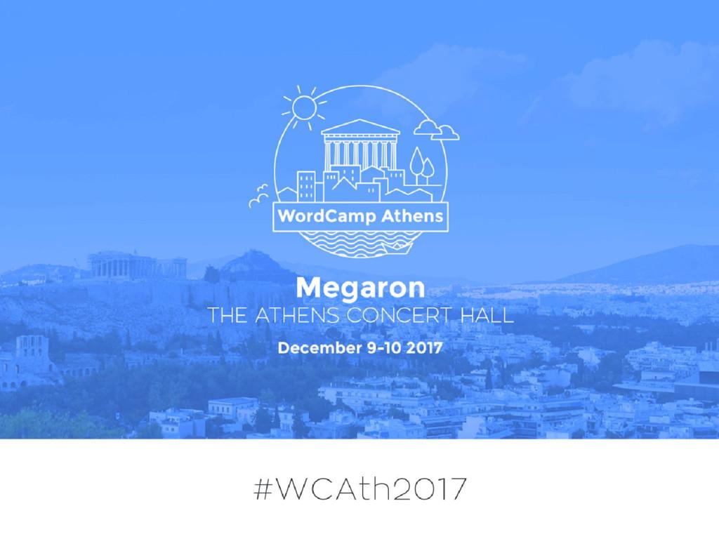 Megaron, the Athens Concert Hall Sat. 09th Dece...