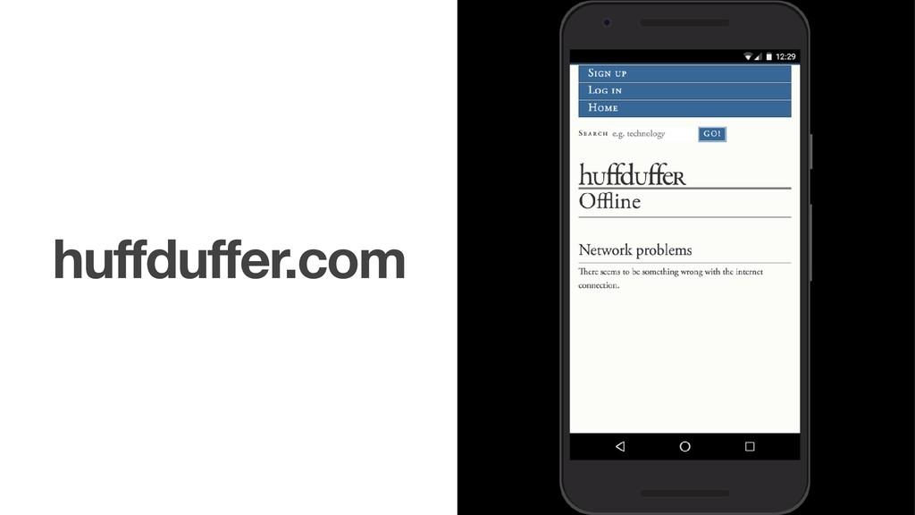 huffduffer.com