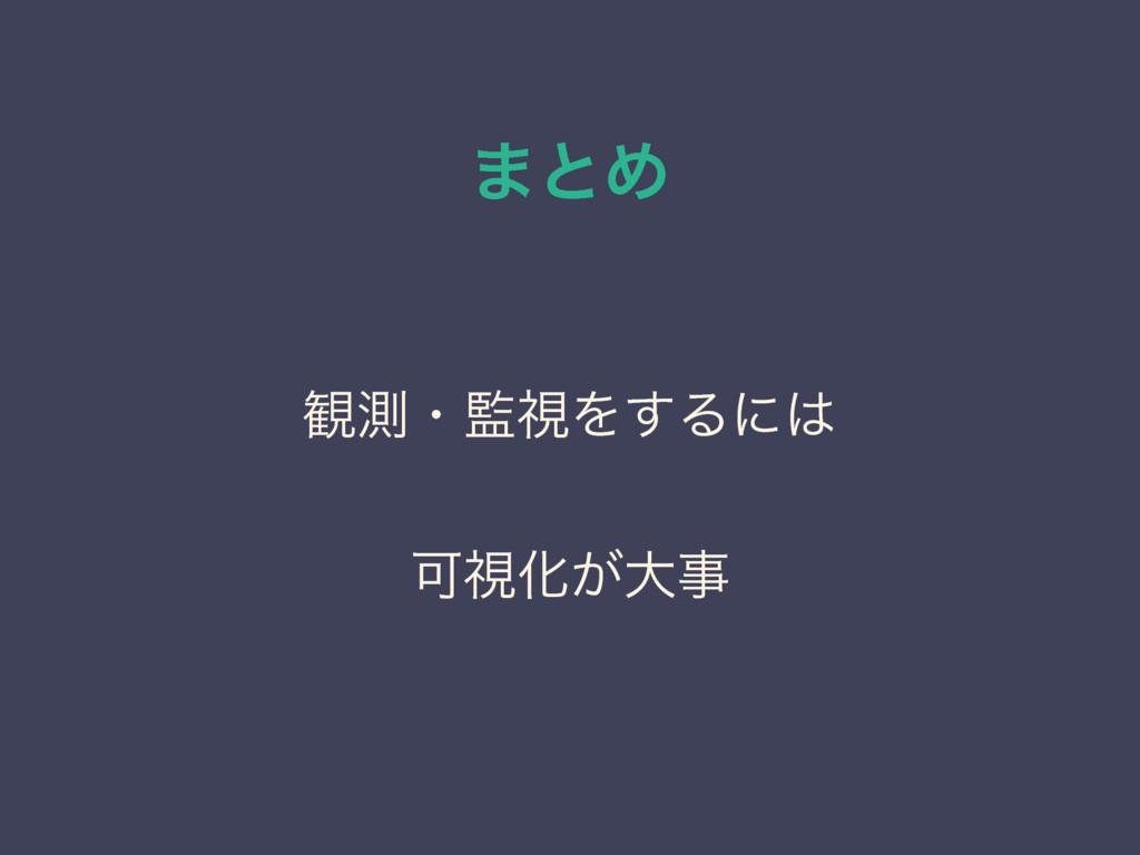·ͱΊ ؍ଌɾࢹΛ͢Δʹ ՄࢹԽ͕େ