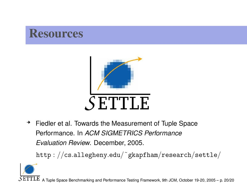 Resources Fiedler et al. Towards the Measuremen...