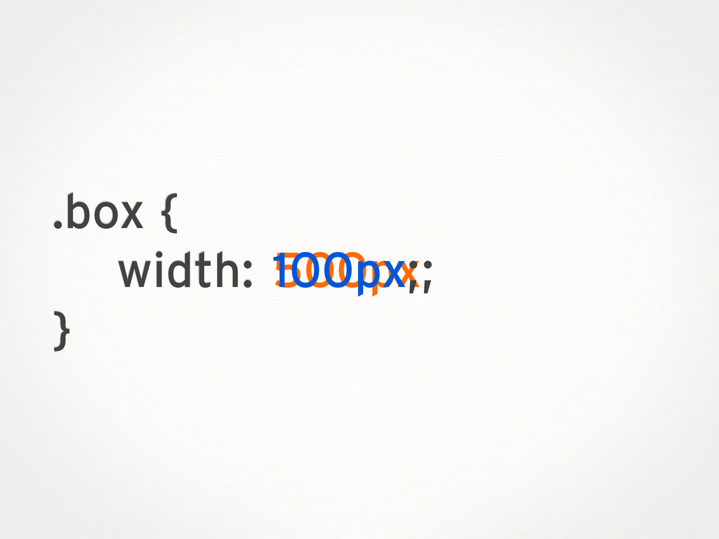 #myDiv { width: } 100px; you could change the d...