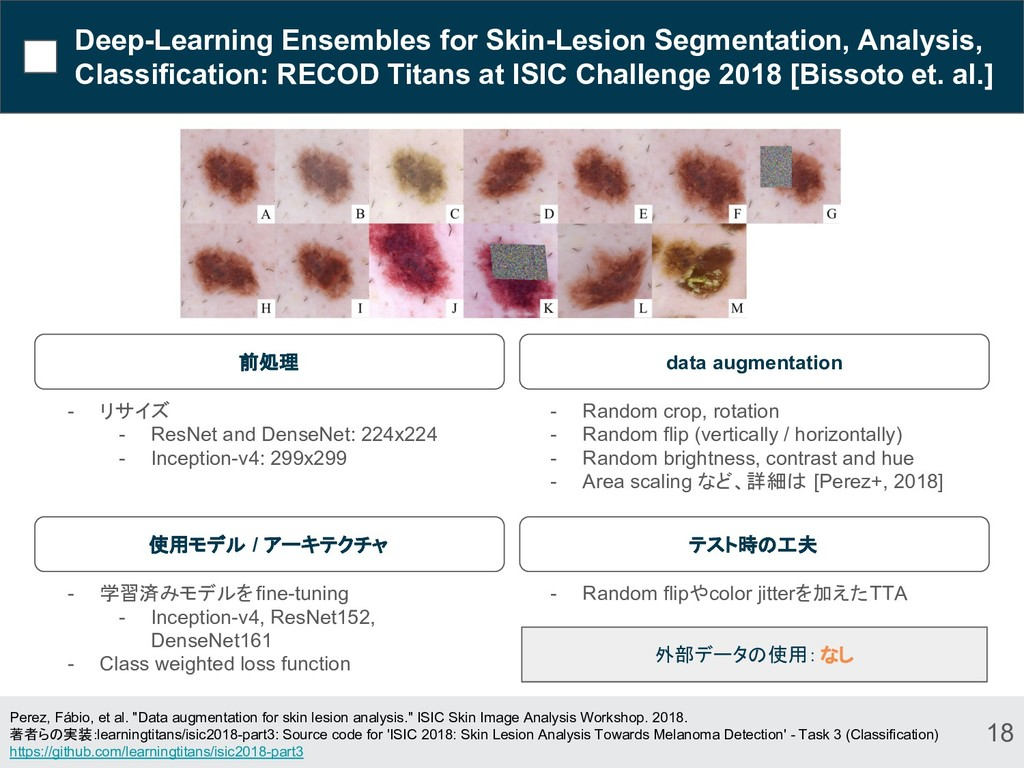 Deep-Learning Ensembles for Skin-Lesion Segment...
