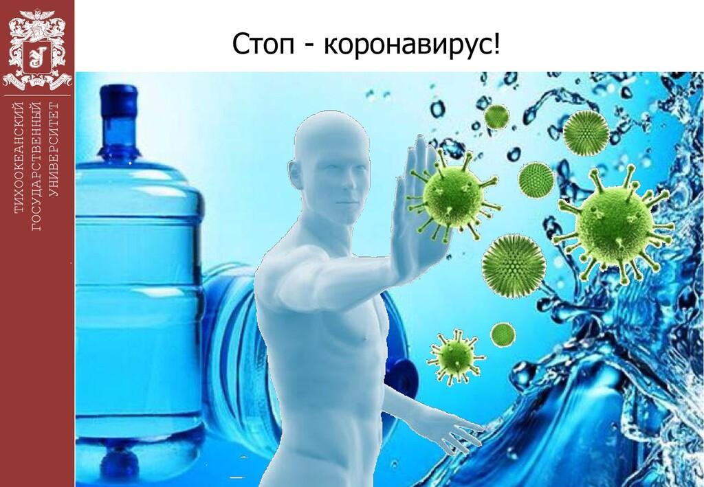 ТИХООКЕАНСКИЙ ГОСУДАРСТВЕННЫЙ УНИВЕРСИТЕТ Стоп ...