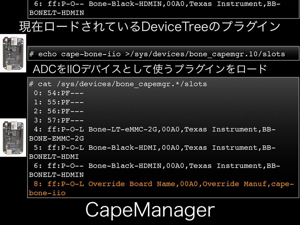 $BQF.BOBHFS # echo cape-bone-iio >/sys/devices/...