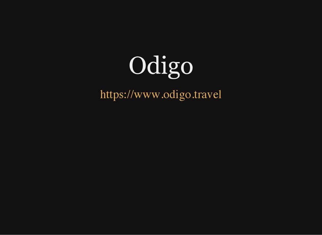 Odigo https://www.odigo.travel