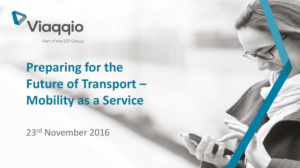 Preparing for the Future of Transport – Mobilit...