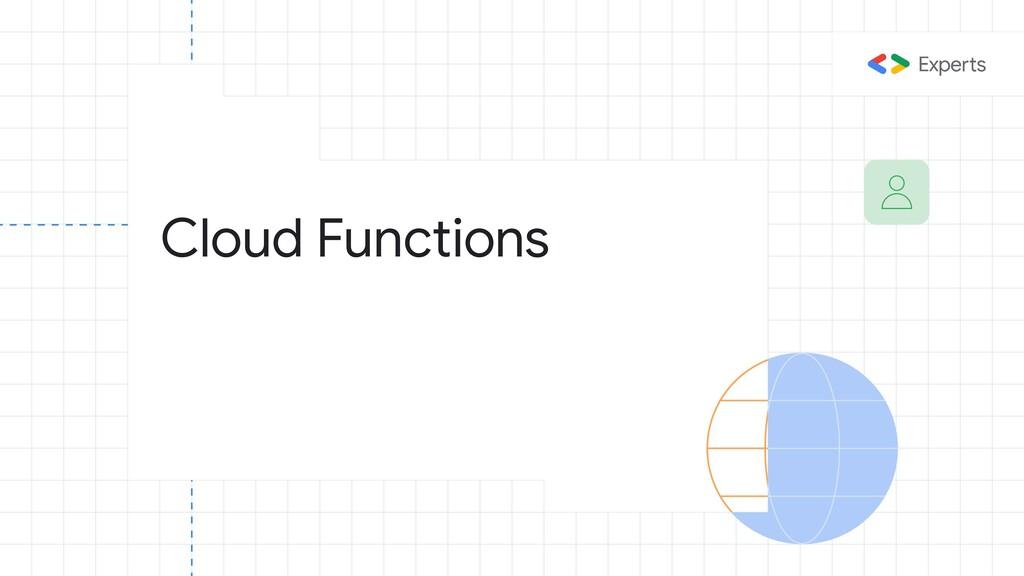 Cloud Functions