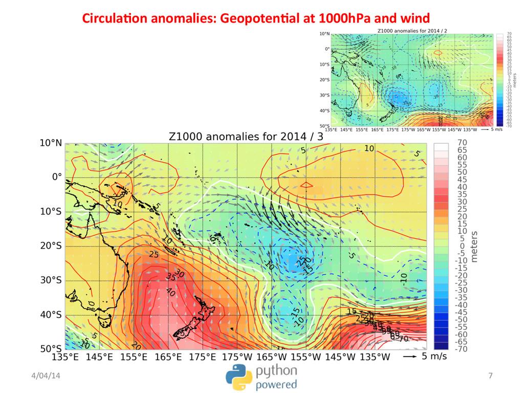 4/04/14  7  Circula<on anomalies: G...