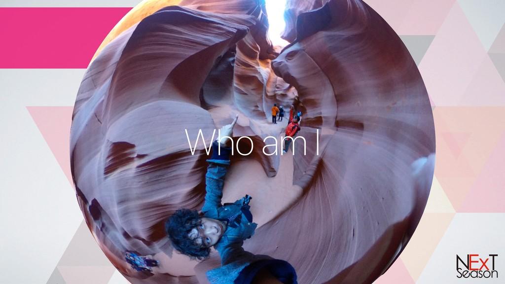 Steps Who am I