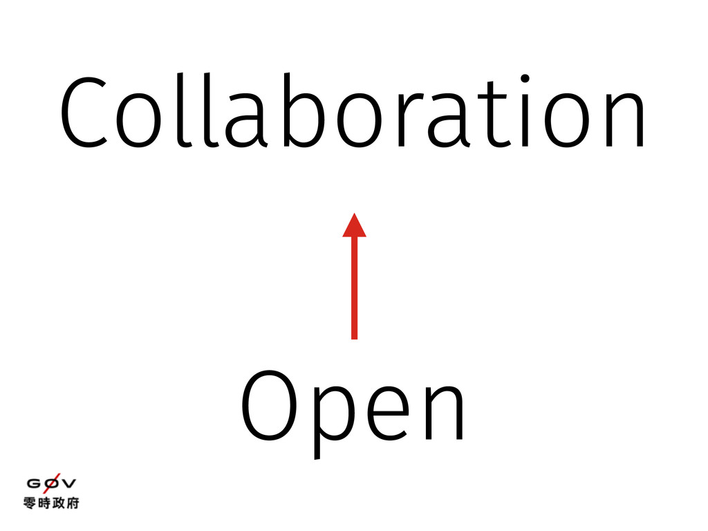 Open Collaboration