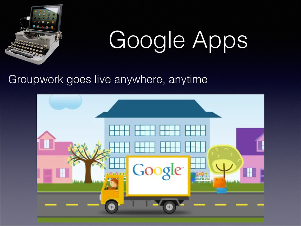 Google Apps Groupwork goes live anywhere, anyti...