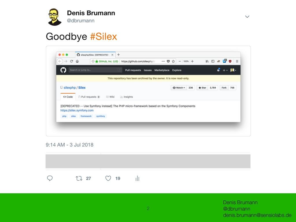 Denis Brumann @dbrumann denis.brumann@sensiol...