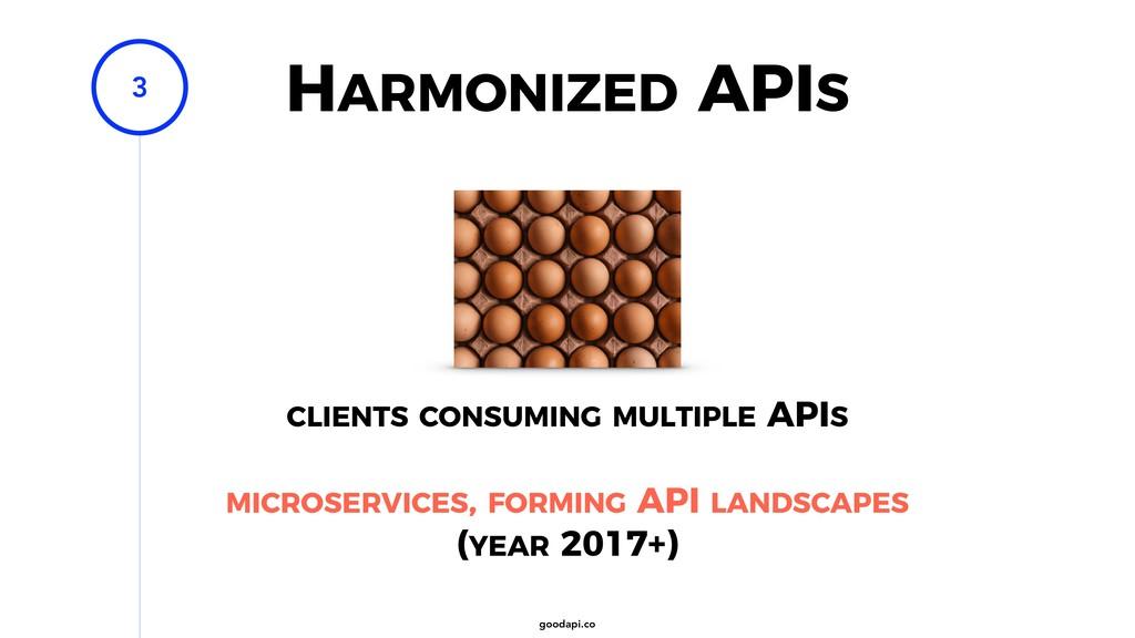 goodapi.co HARMONIZED APIS 3 CLIENTS CONSUMING ...